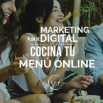 Plan de marketing digital: cocina tu menú online