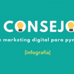 Marketing digital para pymes: 5 consejos imprescindibles (infografía)
